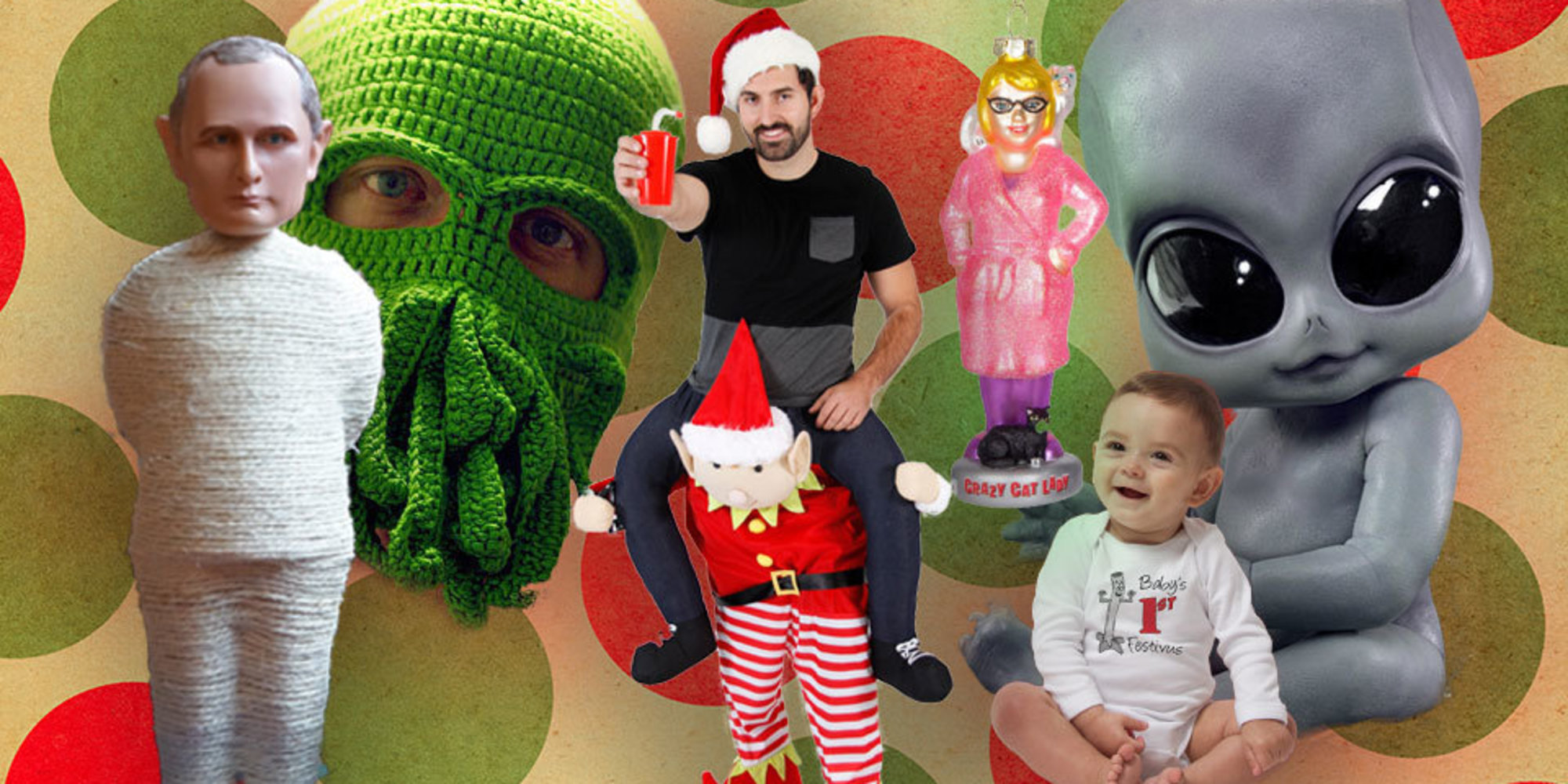 The Hottest Christmas Gifts For The Weirdest People In Your Life