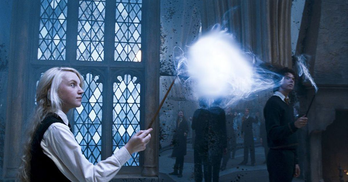 Luna Lovegood isn't happy about her Pottermore Patronus quiz outcomes