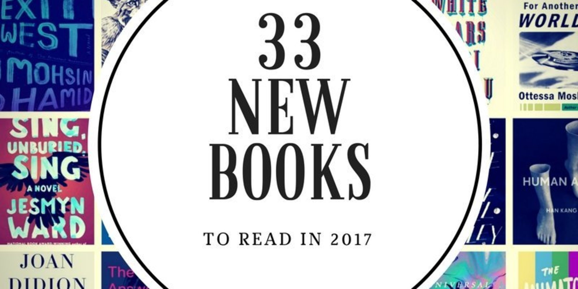 The 33 New Books You'll Want To Add To Your Shelf Next Year